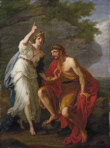 athena in the odyssey